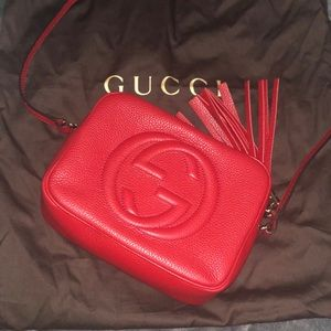 Soho disco gucci 100% authentic.